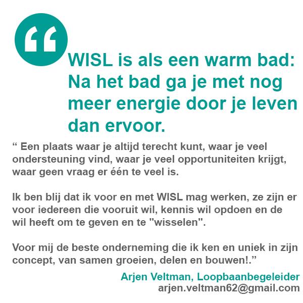 Wat betekent WISL voor jou?