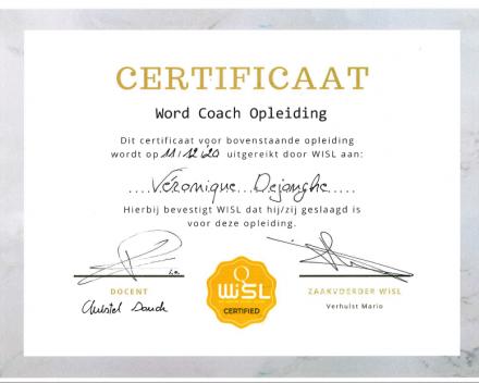 Wisl Coachopleiding