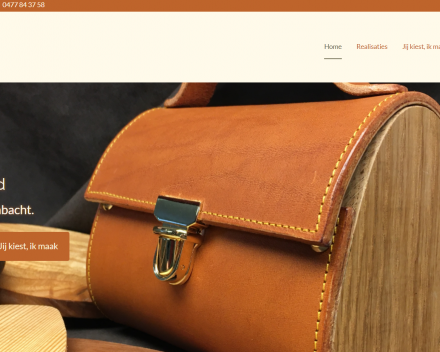 Bouw je eigen website
