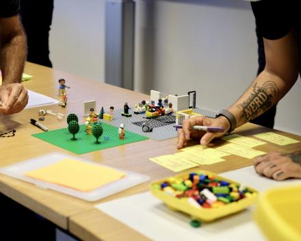 Bob stelt voor: LEGO® Serious Play®