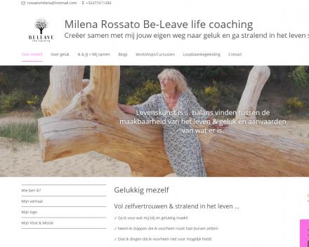 Bouwen van je Website