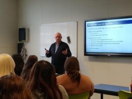 GDPR Expert Rolf Vermeulen geeft een opleiding