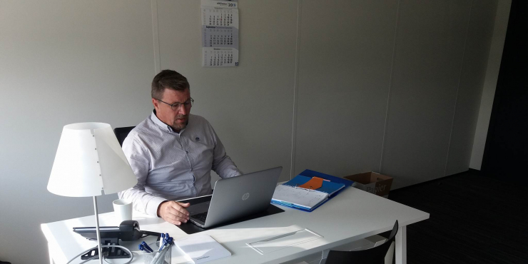 Vergaderruimtes - Werkplaats - Coworking space - Vergaderzaal
