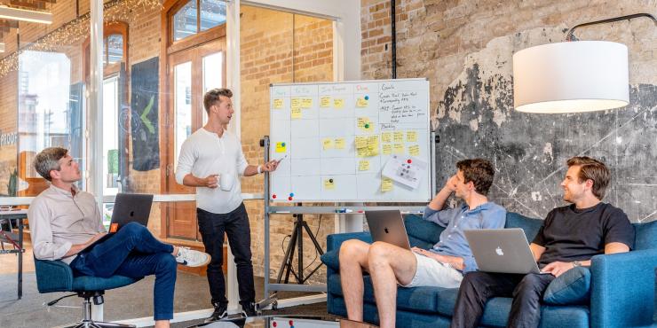 Gedrag- en communicatie op de werkvloer